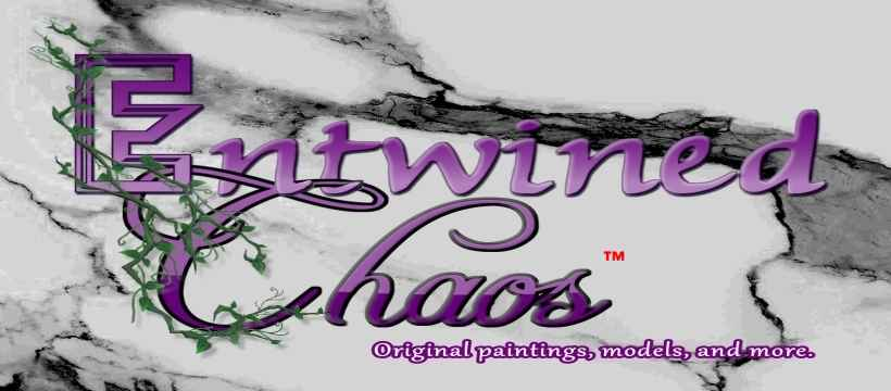 Entwined Chaos