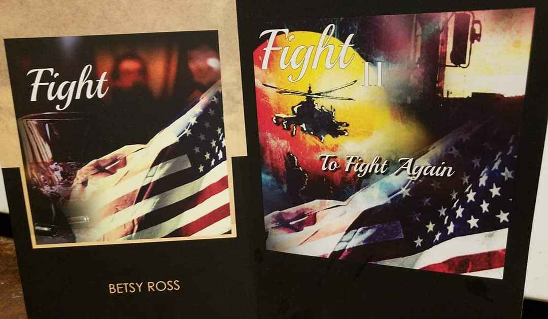 Betsy Ross - Author of the FIGHT series